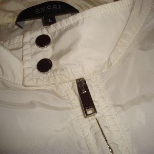6f57dec82 Gucci Jackets & Coats - 500 by Gucci Mens Bomber Jacket LT Ed Windbreaker